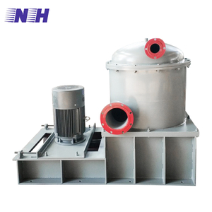 Paper Making Recycling Equipment Internal outflow Pressure Screen paper pulp making machine
